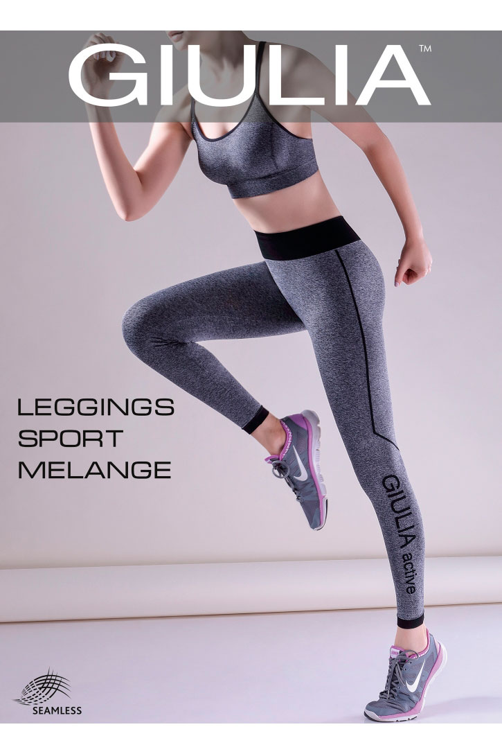 Leggings SPORT MELANGE model 1